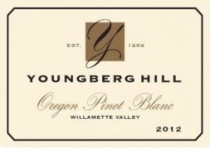 2012 Pinot Blanc