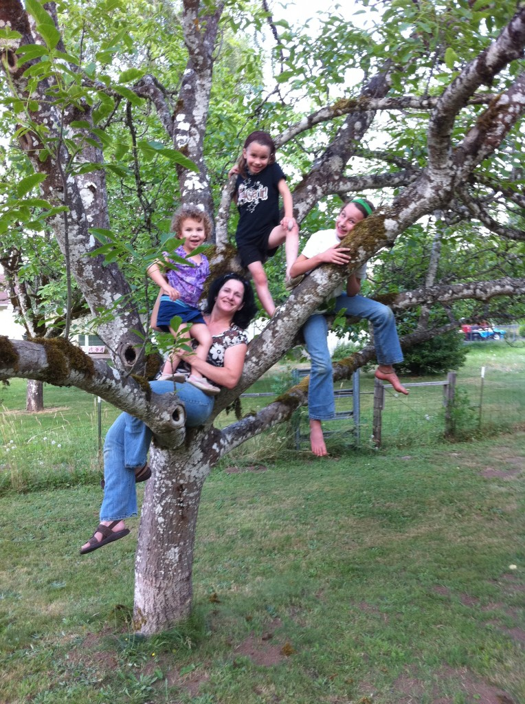 Hanging around in Oregon Wine Country 1