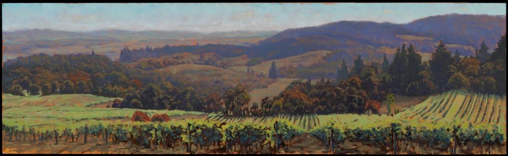 Michael Orwick Paintings 1