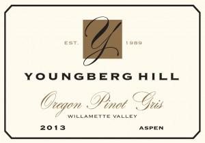 2013 Aspen Pinot Gris
