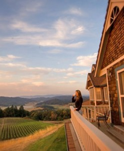 willamette Valley getaway