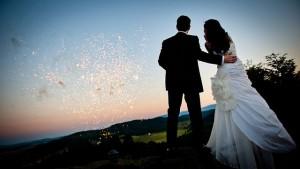 Beautiful Wine Country Wedding