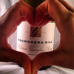 We love Willamette Valley Pinot Noir here at Youngberg Hill