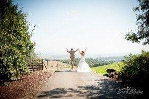 Wine Country wedding photos