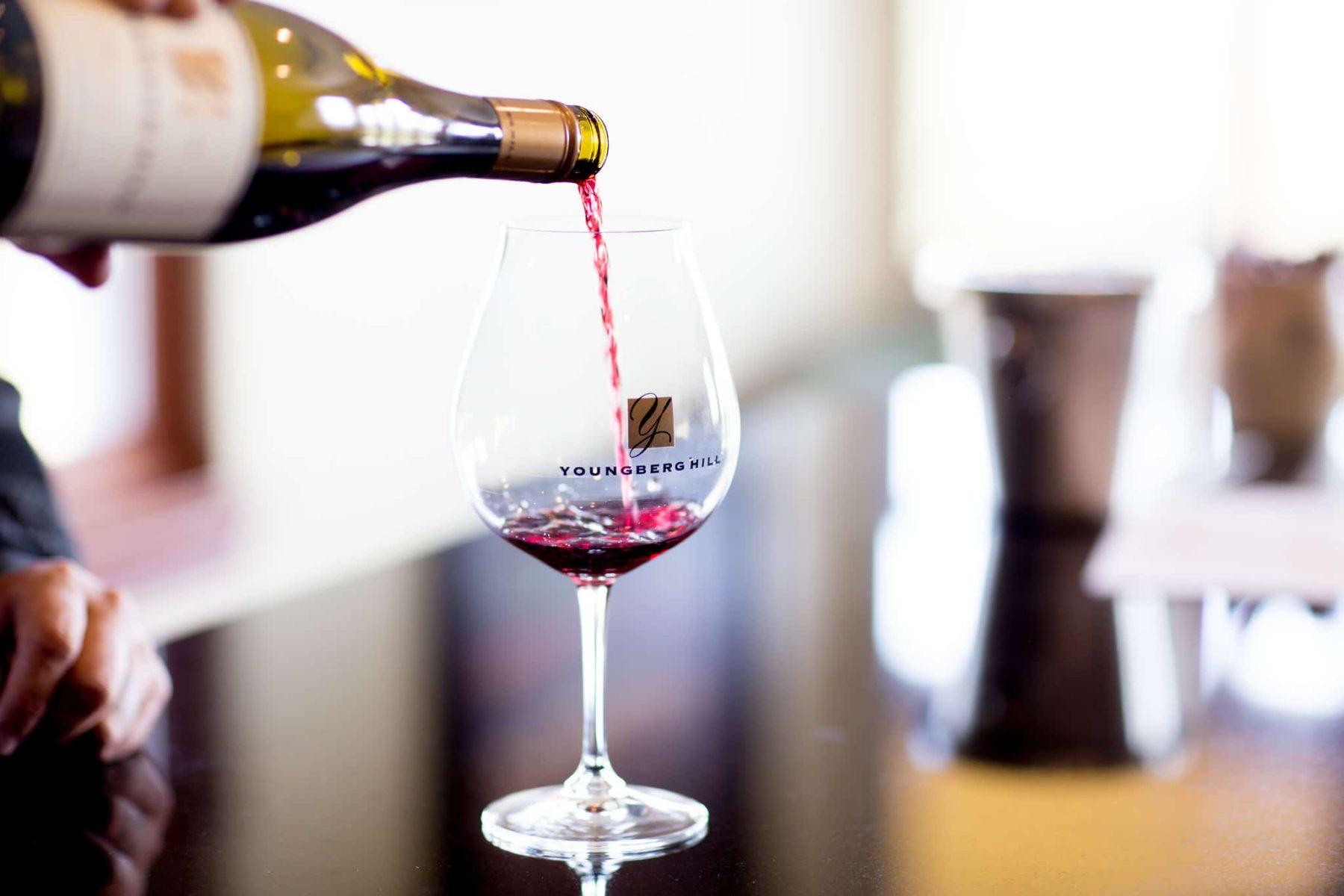 Oregon's Willamette Valley Pinot Noir