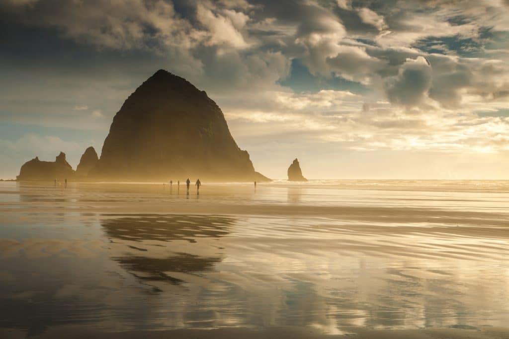 Oregon Coast beaches