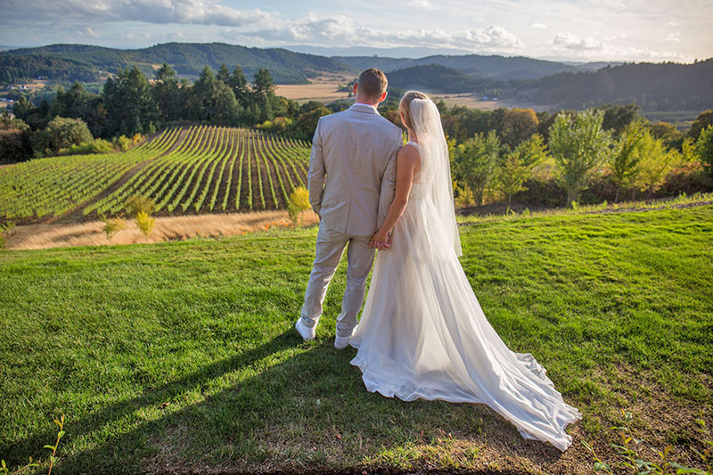 Visit One of the Romantic Wedding Venues in Oregon